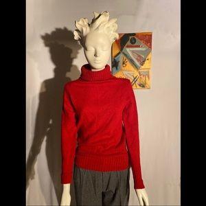 Vintage Turtleneck Sweater | Halston